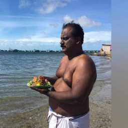 rameshwaram sea temples Priests not there peoples