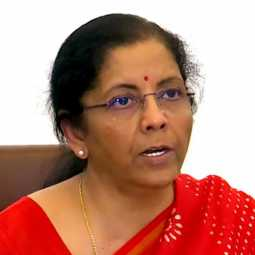 union finance minister nirmala sitharaman to address media for today