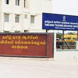 71 colleges no admission tamilnadu teachers education university