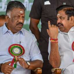 ADMK LEADERS EPS AND OPS DISCUSSION CM CANDIDATE