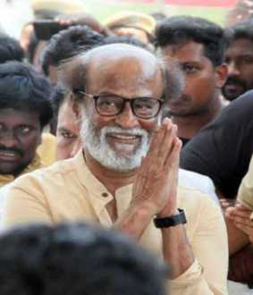 Two reasons Rajini said... Commission accepted only one !!