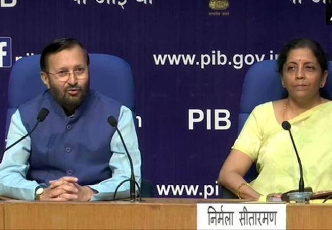 union cabinet has been approves union ministers press brief