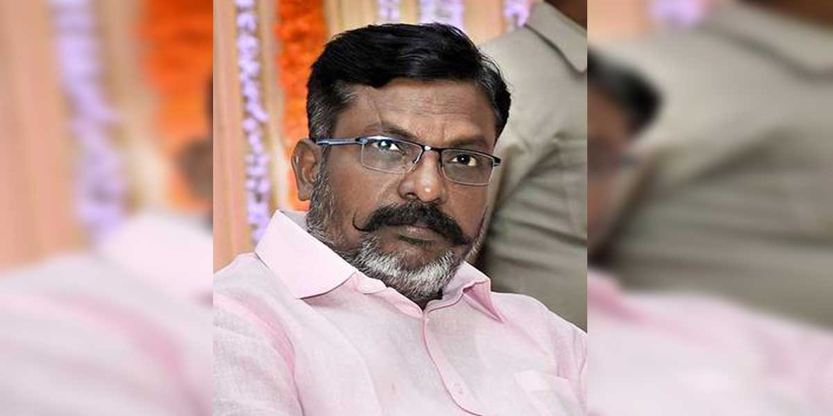 Case against Thirumavalavan