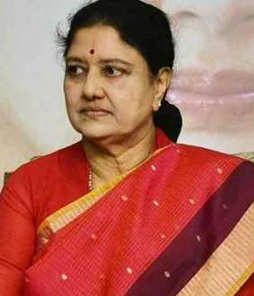 'I am in good health with the blessings of the Lord' - Sasikala's letter