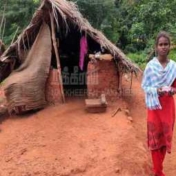 '' Even if the door is house ;me to study for a degree, I will save my mentally ill mother '' - a girl who carries the burden of school age !!