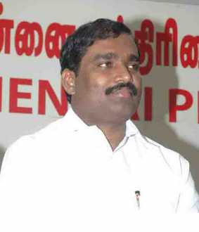 T. Velmurugan - TVK PARTY