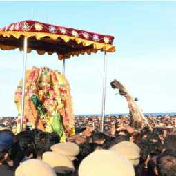 Suraksharam at Thiruchendur (pics)