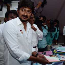 TN ASSEMBLY ELECTION DMK PARTY UDHAYANIDHI STALIN AFFIDAVIT DETAILS
