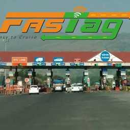 NATIONAL HIGHWAYS TOLL PLAZAS FASTAG STICKERS DATE EXTEND UNION GOVT