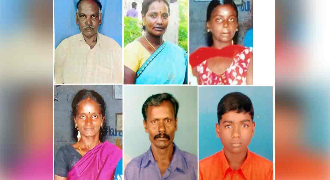 Kerala Landslide .. Trapped Southern District Villagers !!!