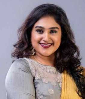 Case registered against actress Vanitha in 3 sections