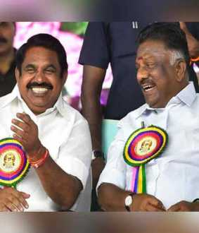 Edappadi Palanisamy in RK Nagar ... OPS in the bodi ... AIADMK project on 'J' birthday