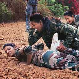 women commando force formed to handle naxals