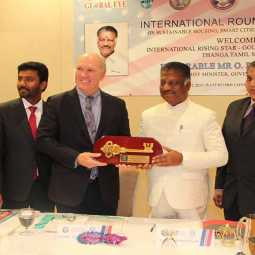 tamilnadu deputy cm o paneer selvam usa trip investment sign