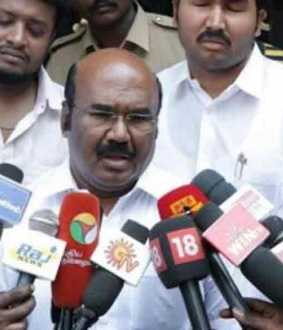 'Good decision will be taken if dhuraimurugan comes to AIADMK' - Minister Jayakumar's call