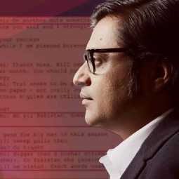 arnab goswami whatsapp leak issue