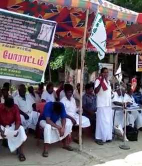 Farmers struggle for sugarcane payments cuddalore farmers request