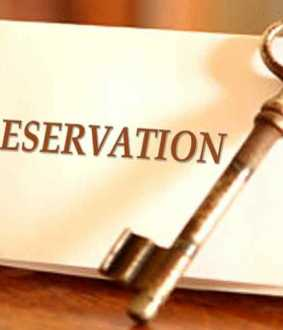 Is 10.5 per cent reservation can stop