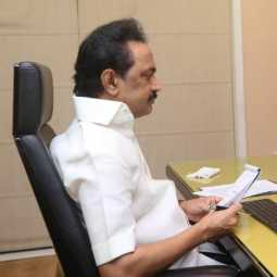 DMK plan to provide food for 20 lakhs people