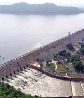 Mettur dam water level increased by 45 thousand cubic feet !!