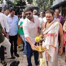 simbu's manadu movie shoot start