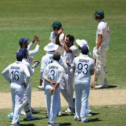india vs  australia 3rd test match Sydney