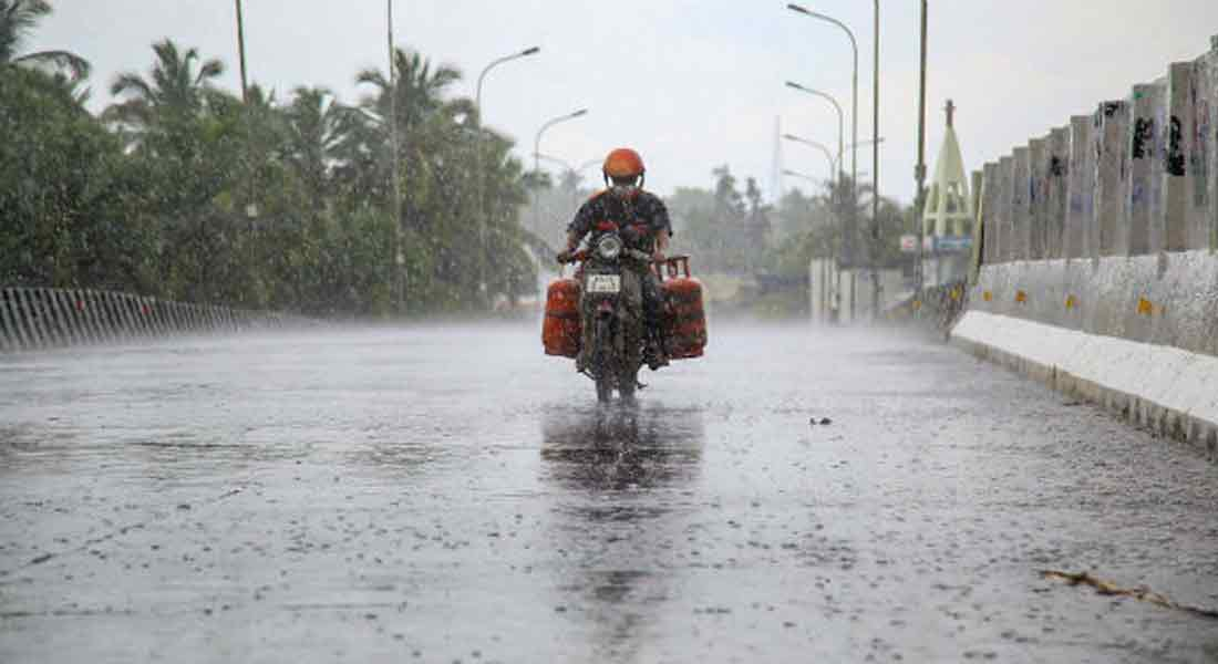 Heavy rains for 9 districts