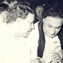 mgr with kalaignar