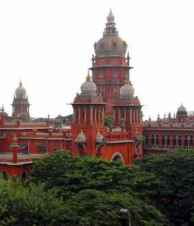 chennai high court political parties election commission