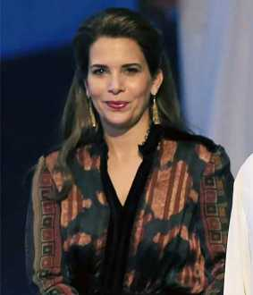 dubai princess haya gives gifts of 12 crores to russell flowers