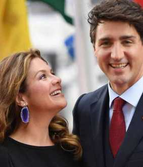 sophie gregoire trudeau recovered from corona