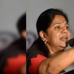 Kanimozhi warning to Annamalai