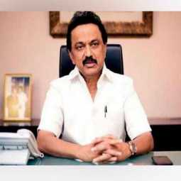 dmk mk stalin announced Duramurugan to be DMK Treasurer