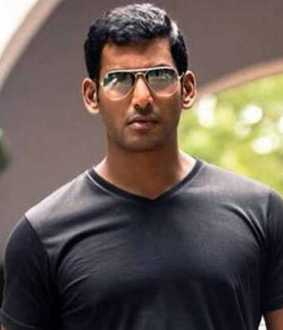 Order to stop selling Vishal's Chakra movie to OTD companies!