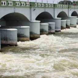 kallanai dam opening thanjai district collector announced