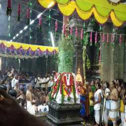 Thiruchendur temple festival started