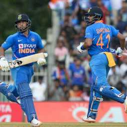 india vs west indies one day match win visakhapatnam
