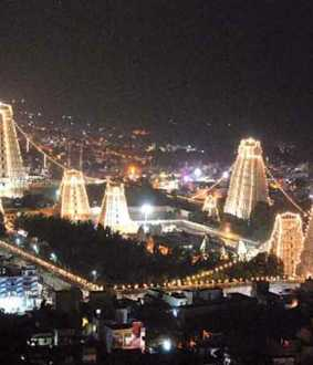 thiruvannamalai deepam festival restriction for out side people