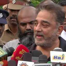 'I will give voice to Eelam if needed' - Kamal Haasan interview!