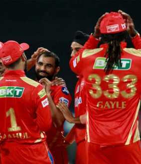 ipl match cricket for today kings eleven punjab