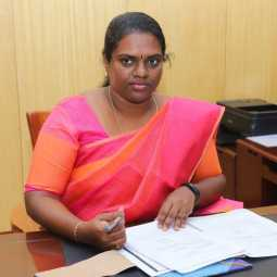 Divyadarshini IAS appointed District Collector in trichy