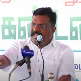 Thiruma Speech