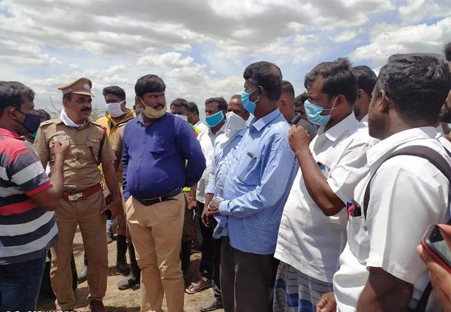 pudukkottai district incident peoples officers