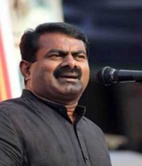 chennai - caa issue - seeman