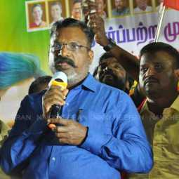 thirumavalavan election campaign in tn assembly election