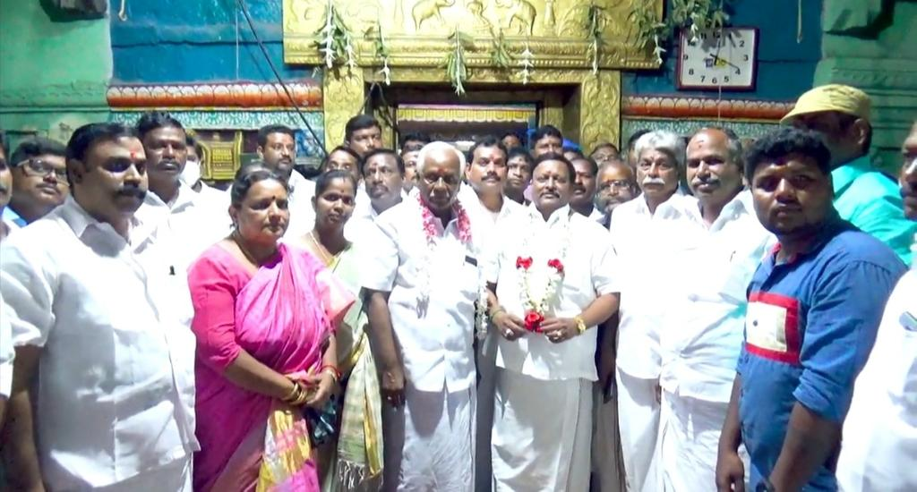 Sasikala must return from Corona; Sacrifice in Mannargudi!