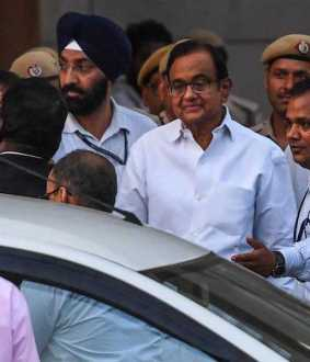 p chidambaram family enforcement directorate investigation