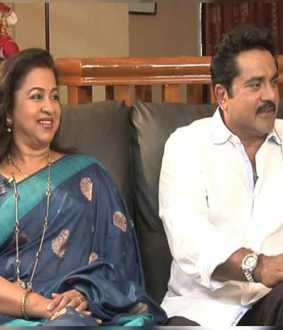 Actor Sarathkumar, actor Radhika jailed for one year ...- Chennai Special Court orders!