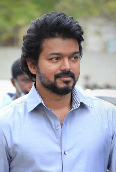 Thalapathy 65 movie pooja photos