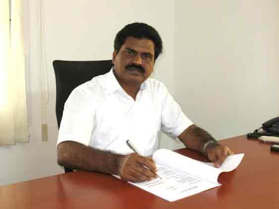 AIADMK coalition is totally empty -  kmdk Eswaran